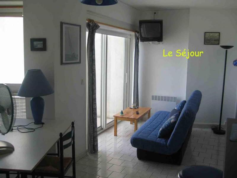 Location vacances La Rochelle -  Appartement - 2 personnes - Salon de jardin - Photo N° 1