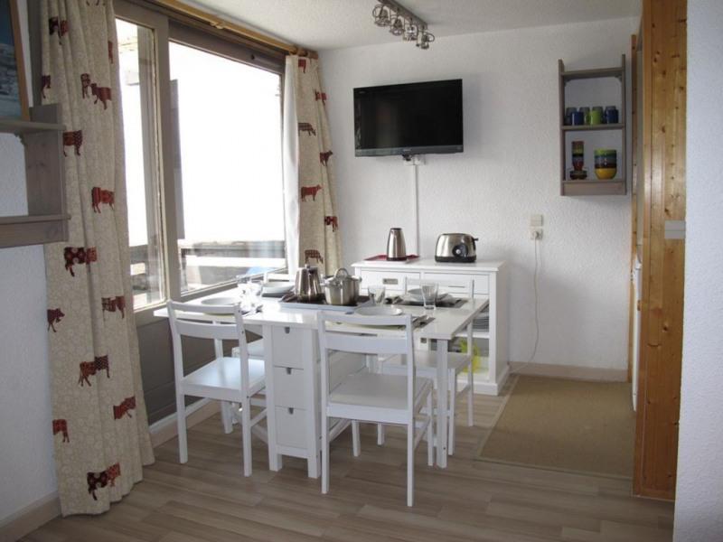 Appartement 2 pièces rénové, 27 M2, WIFI, centre de Val Thorens, Skis aux pieds