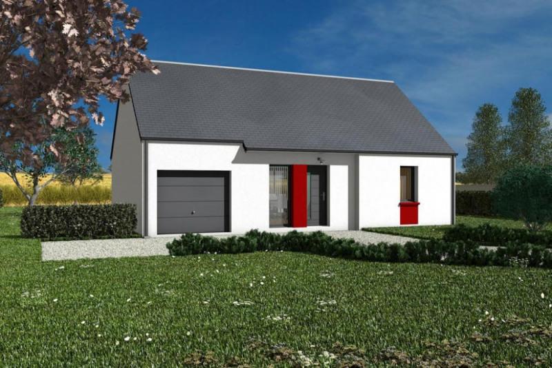 Maison  3 pièces + Terrain 553 m² Croix-en-Touraine par Maisons Primea