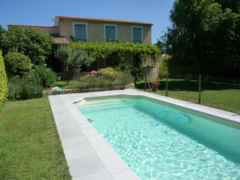 Holiday rentals Velleron - House - 6 persons - BBQ - Photo N° 1