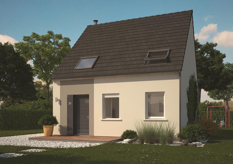 Maison  5 pièces + Terrain 1100 m² Loon-Plage par Maisons Phénix Dunkerque