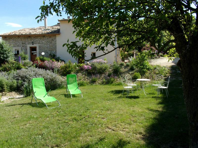 Location vacances Mirabel-et-Blacons -  Gite - 6 personnes - Barbecue - Photo N° 1