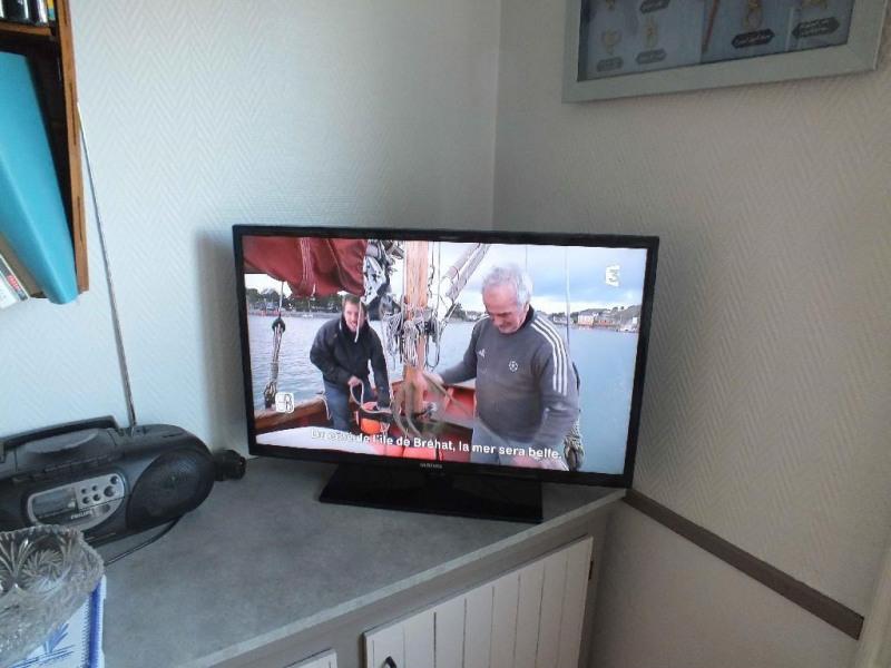 TV dans cuisine salle à manger