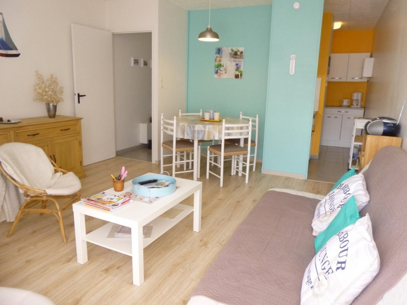 Location vacances Saint-Hilaire-de-Riez -  Appartement - 5 personnes - Four - Photo N° 1