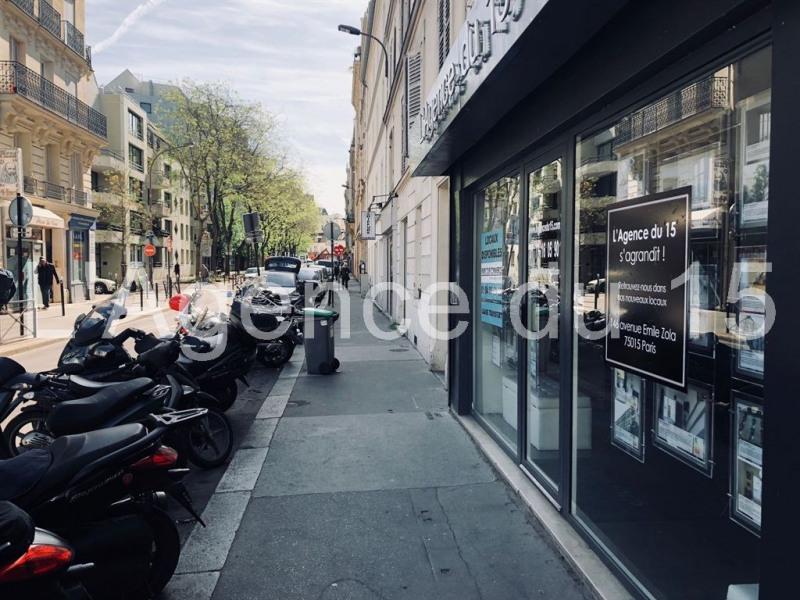 Boutique 37m² Paris 15ème