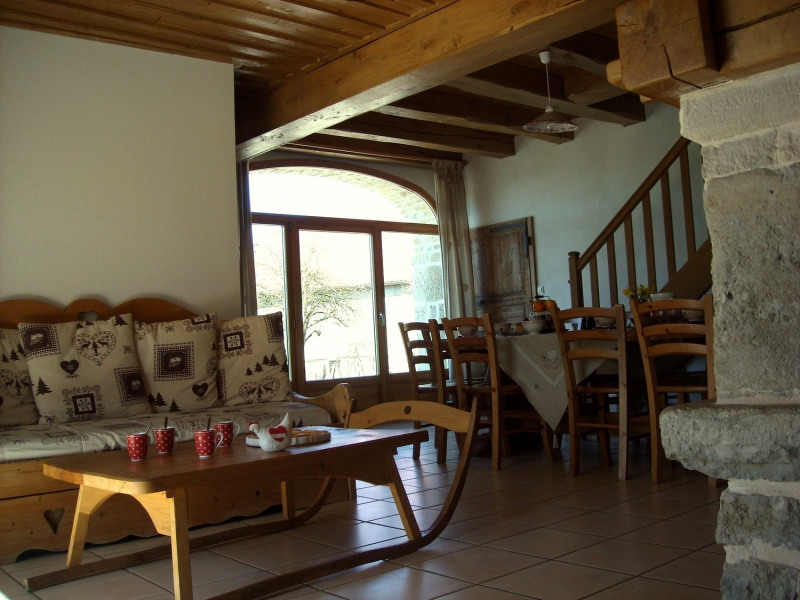 Holiday rentals Sirod - Cottage - 10 persons - BBQ - Photo N° 1
