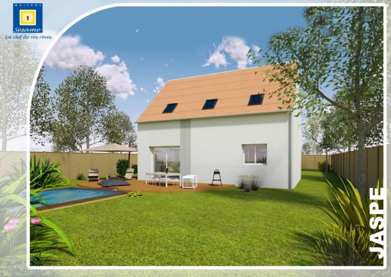 Maison  6 pièces + Terrain 854 m² Nanteuil-le-Haudouin par MAISONS SESAME