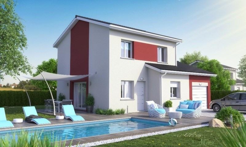 Maison  5 pièces + Terrain 400 m² Beynost par MAISONS AXIAL