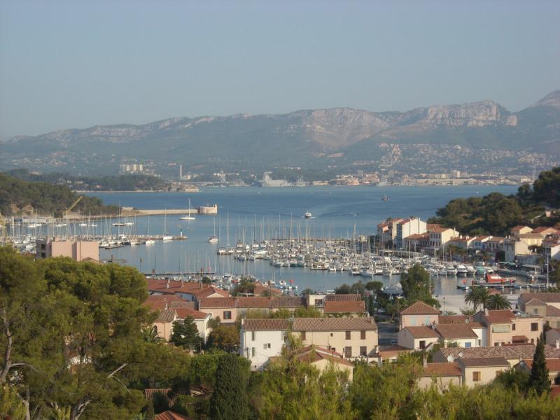Alquileres de vacaciones Saint-Mandrier-sur-Mer - Apartamento - 4 personas - Televisión - Foto N° 1