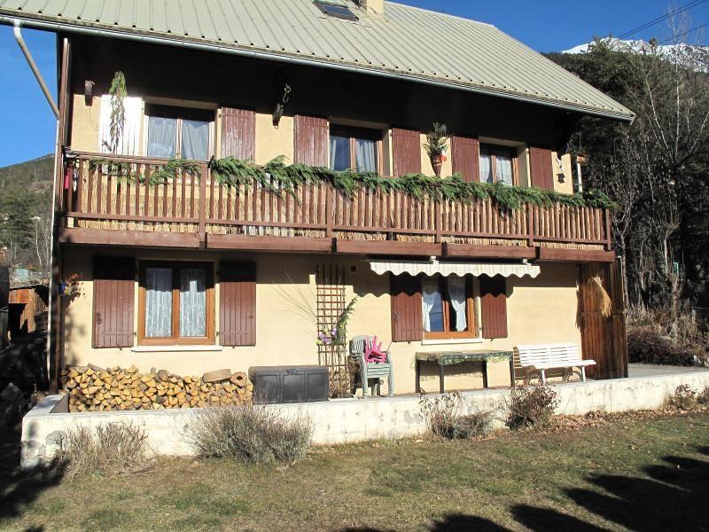 Holiday rentals Briançon - Apartment - 4 persons - BBQ - Photo N° 1
