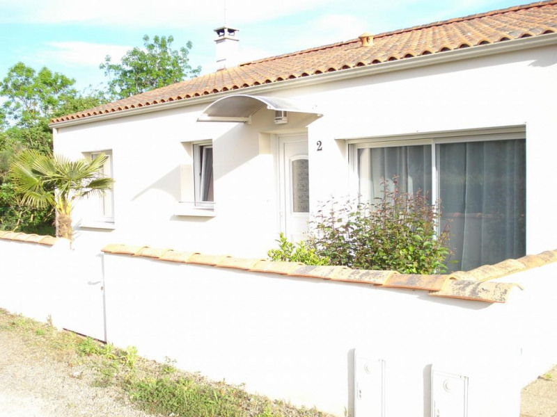 Location vacances Angles -  Maison - 6 personnes - Barbecue - Photo N° 1