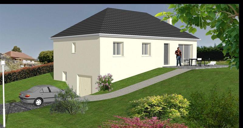 Maison  5 pièces + Terrain 855 m² Boisseuil (87220) par GCI CONSTRUCTION