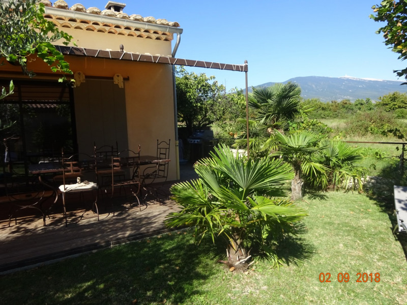 Holiday rentals Crillon-le-Brave - Cottage - 4 persons - BBQ - Photo N° 1