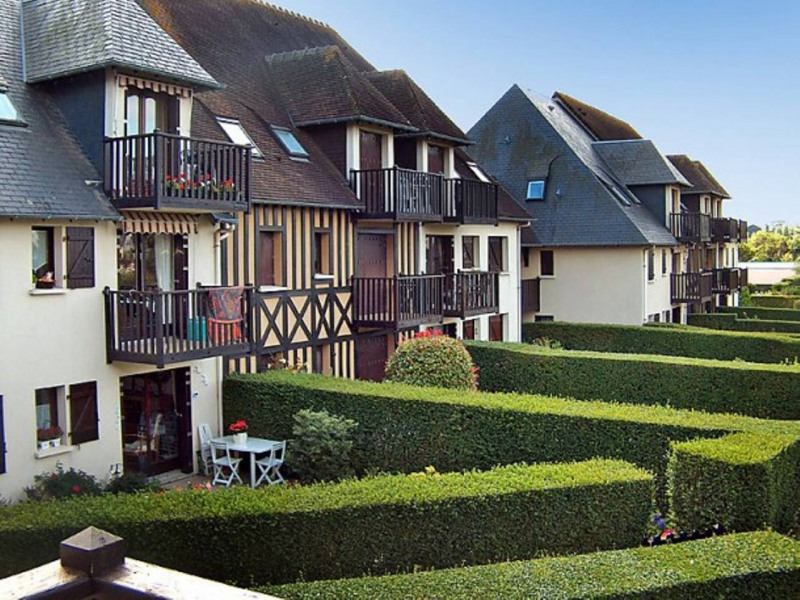 Location vacances Cabourg -  Appartement - 7 personnes - Barbecue - Photo N° 1