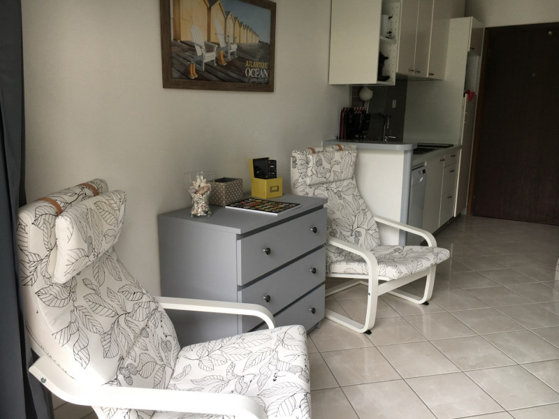 Location vacances La Baule-Escoublac -  Appartement - 2 personnes - Chaise longue - Photo N° 1