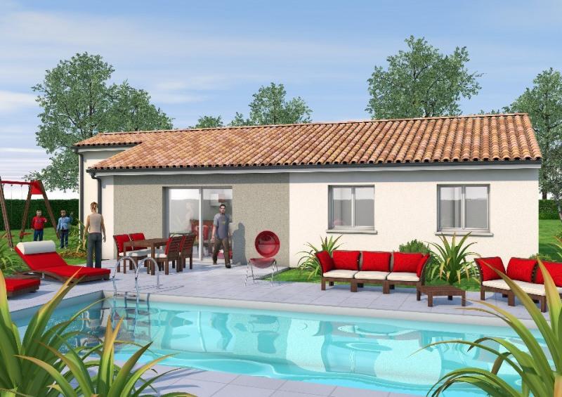 Maison  4 pièces + Terrain 700 m² Poyanne par BATISOFT CONSTRUCTION AIRE SUR ADOUR