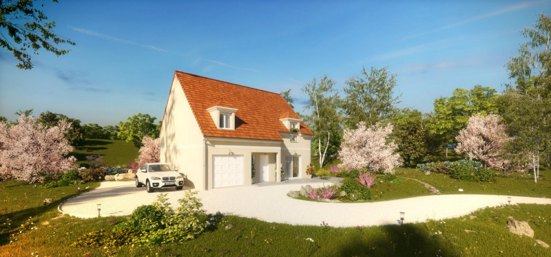 Maison  5 pièces + Terrain 333 m² Condé-sur-Vesgre par MAISONS PIERRE