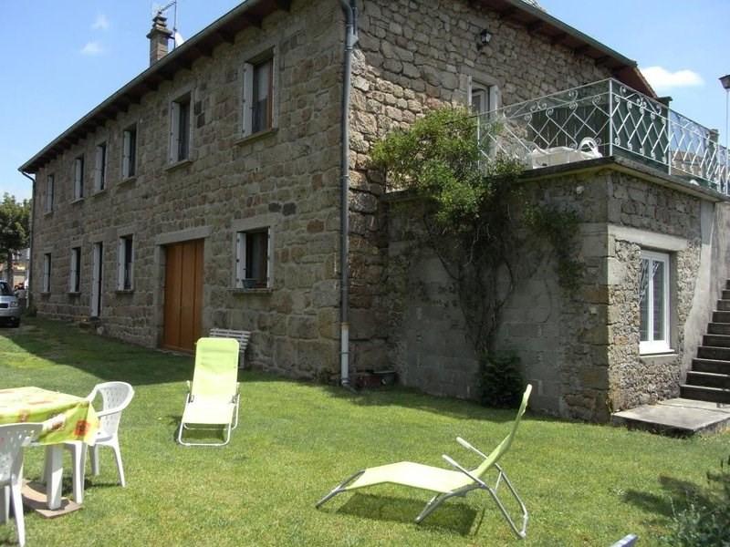 Location vacances Issarlès -  Gite - 4 personnes - Barbecue - Photo N° 1