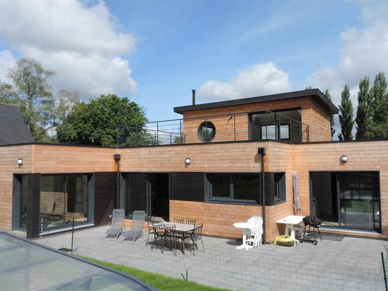 Holiday rentals Combrit - House - 8 persons - BBQ - Photo N° 1