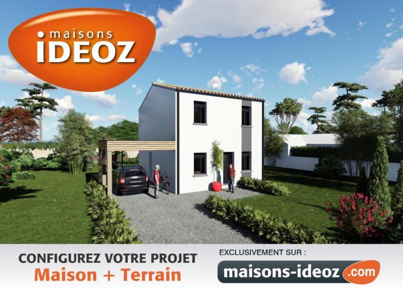 Maison  5 pièces + Terrain 605 m² Fouras par MAISONS IDEOZ