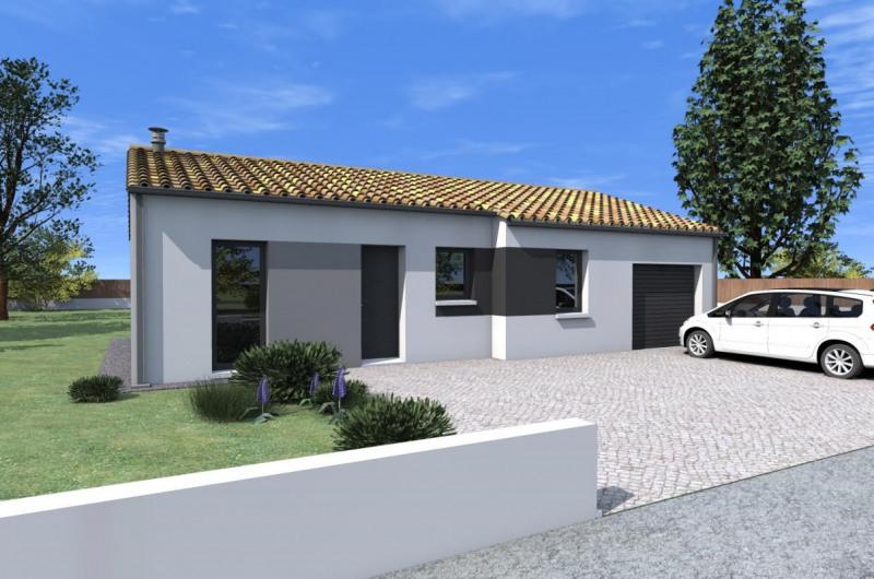 Maison  4 pièces + Terrain 608 m² La Tourlandry par Alliance Construction Cholet