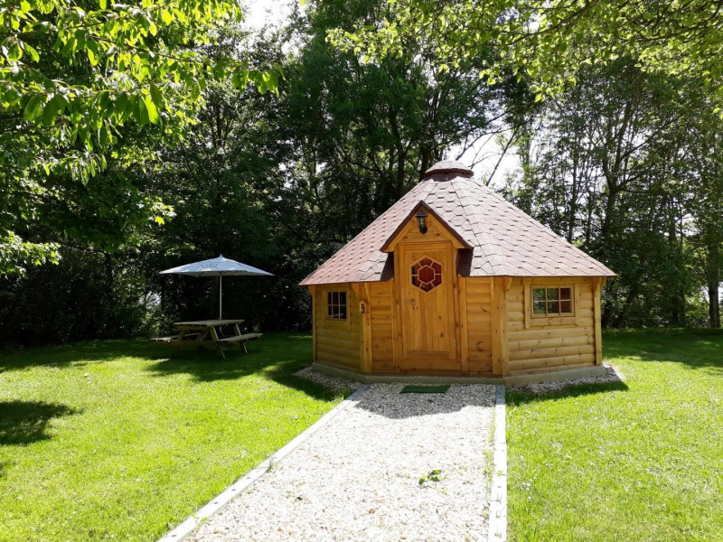 Location vacances Vouziers -  Gite - 4 personnes - Barbecue - Photo N° 1