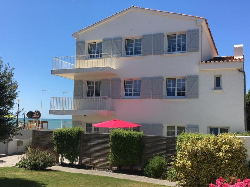 Holiday rentals Saint-Gilles-Croix-de-Vie - Apartment - 4 persons - BBQ - Photo N° 1