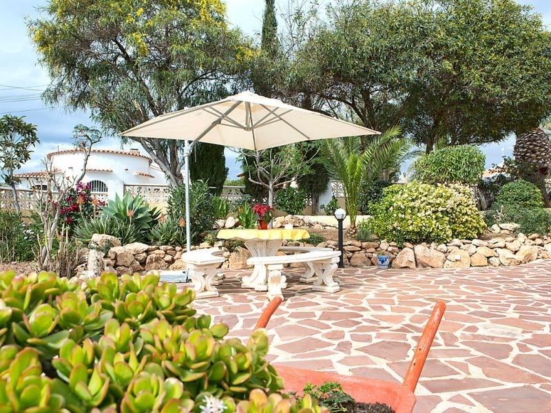 Location vacances Calp -  Maison - 4 personnes - Barbecue - Photo N° 1