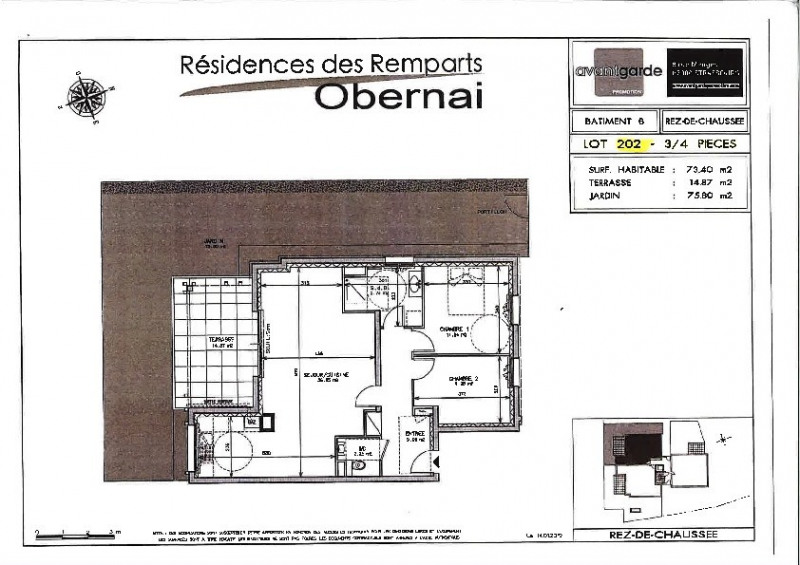 Location Local commercial Obernai