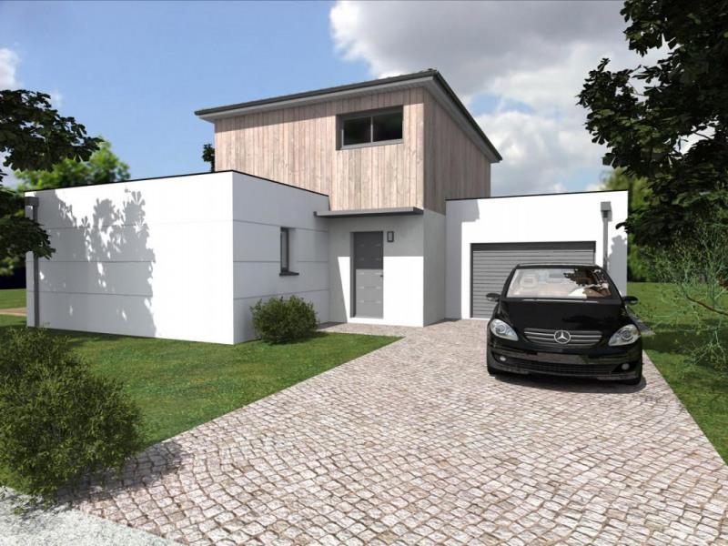 Maison  6 pièces + Terrain 1104 m² Pissotte par ALLIANCE CONSTRUCTION LA ROCHE SUR YON