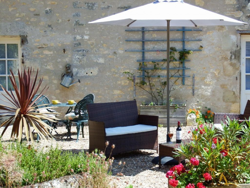 Holiday rentals Vicq-sur-Gartempe - House - 4 persons - BBQ - Photo N° 1
