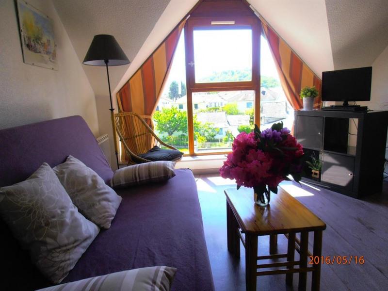 Location vacances Argelès-Gazost -  Appartement - 5 personnes - Salon de jardin - Photo N° 1