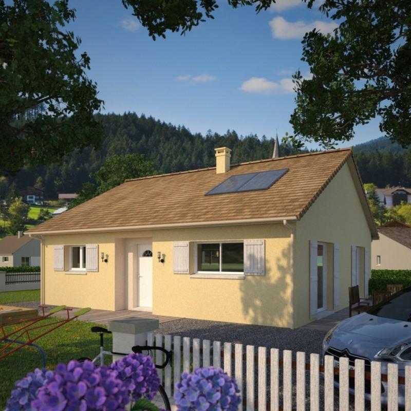 Vente maison 3 pièces Verrens-Arvey - maison Projet de construction ...