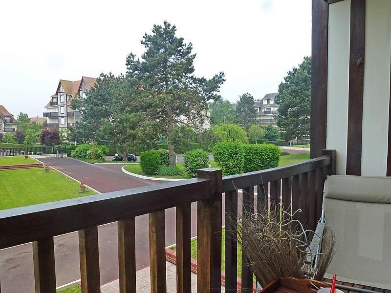 Location vacances Deauville -  Appartement - 4 personnes - Jardin - Photo N° 1