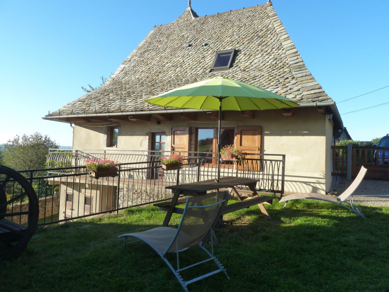 Location vacances Cassaniouze -  Gite - 6 personnes - Barbecue - Photo N° 1