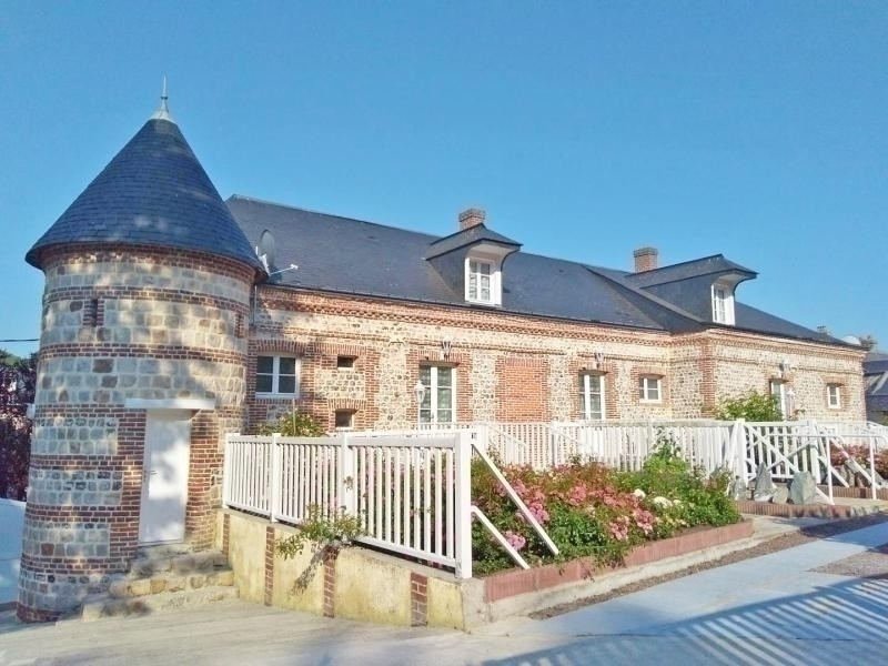 Location vacances Veules-les-Roses -  Appartement - 3 personnes - Barbecue - Photo N° 1