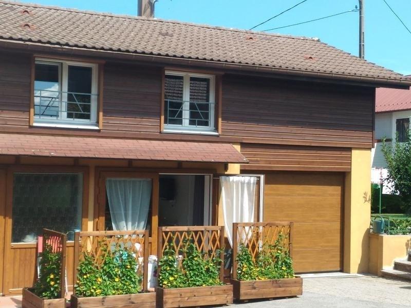 Location vacances Gérardmer -  Maison - 4 personnes - Télévision - Photo N° 1