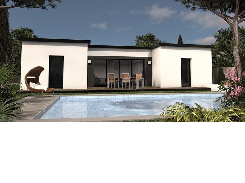 Maison  5 pièces + Terrain 854 m² Castelnau d'Estrétefonds par TRECOBAT PLAISANCE DU TOUCH