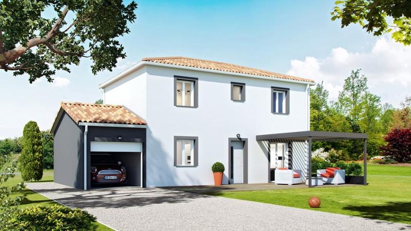 Maison  4 pièces + Terrain 790 m² Saint Julien par Top Duo Villefranche