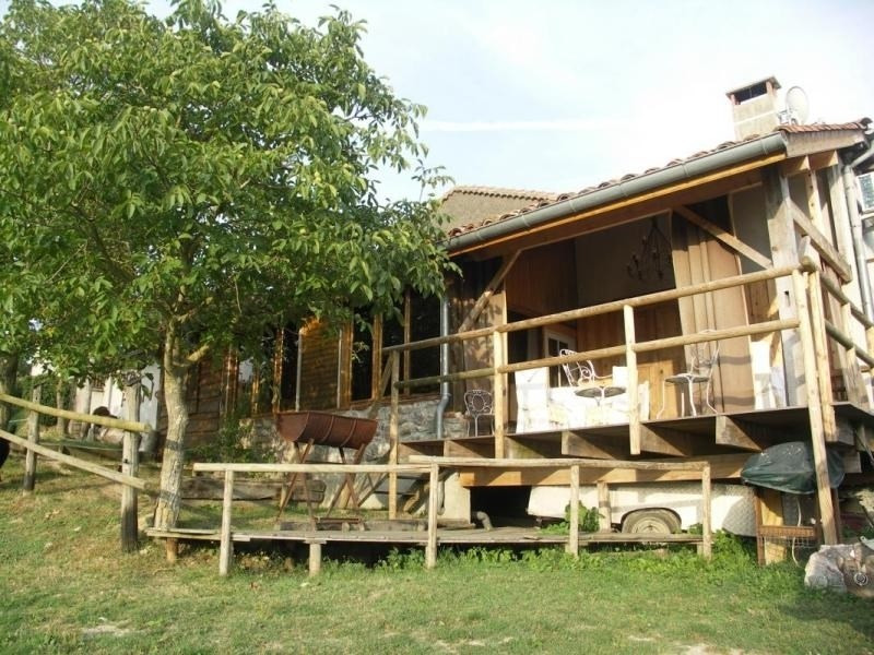 Location vacances Lasserre -  Maison - 4 personnes - Barbecue - Photo N° 1