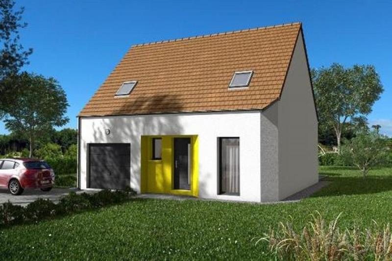 Maison  4 pièces + Terrain 553 m² Croix-en-Touraine par Maisons Primea