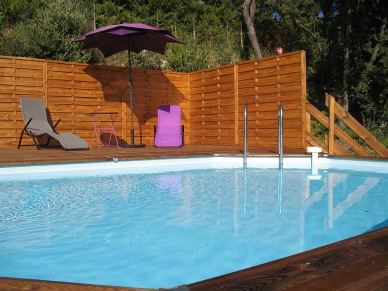 Villa pour 8 pers. avec piscine privée, Barjols