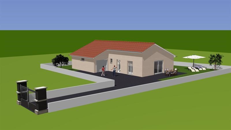 Maison  5 pièces + Terrain 504 m² Soucieu en Jarrest (69510) par VILLAS LESPINE