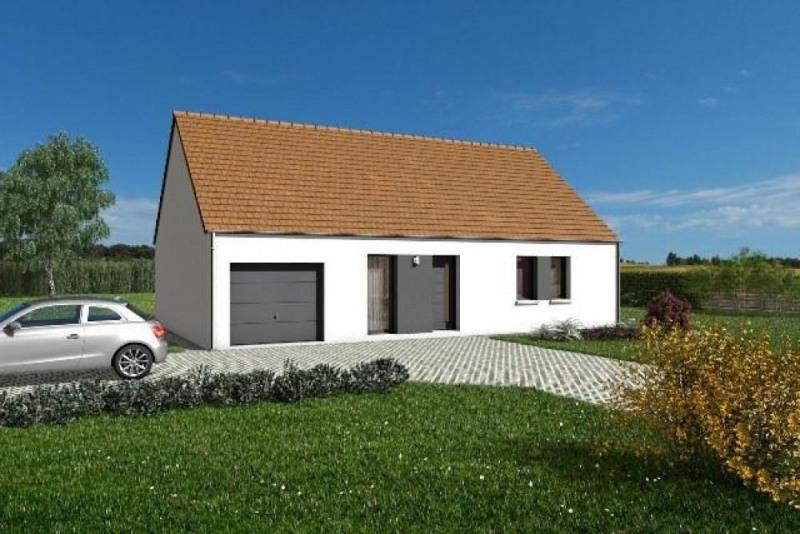 Maison  4 pièces + Terrain 549 m² Saint-Sulpice-de-Pommeray par maisons PRIMEA