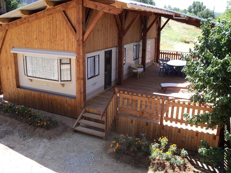 Ferienwohnungen Aubas - Hütte - 7 Personen -  - Foto Nr. 1