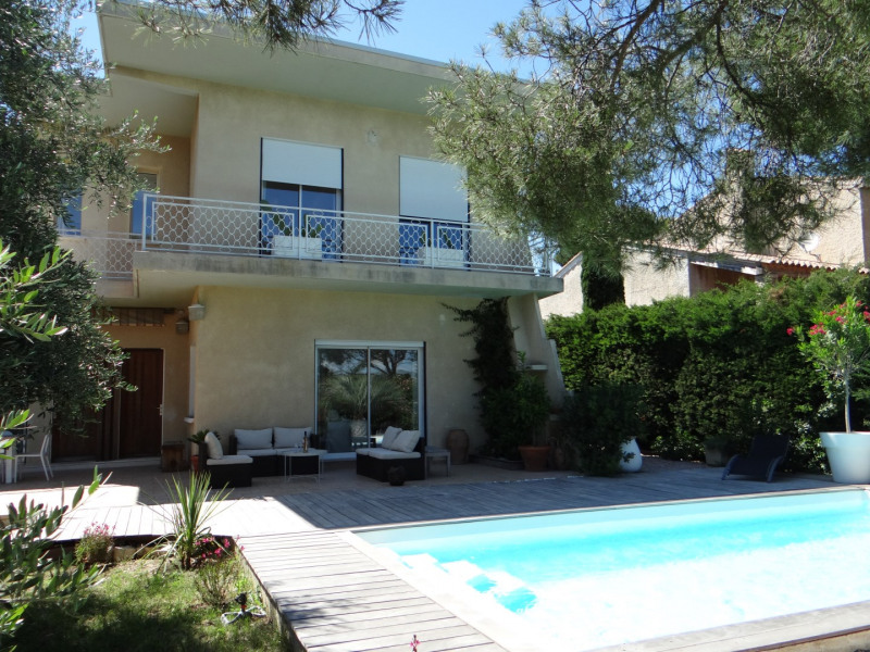 Holiday rentals Carry-le-Rouet - House - 6 persons - BBQ - Photo N° 1