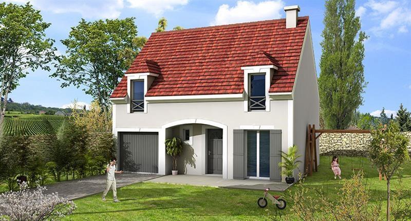 Maison  5 pièces + Terrain 700 m² Jouars-Pontchartrain par MAISONS BARILLEAU