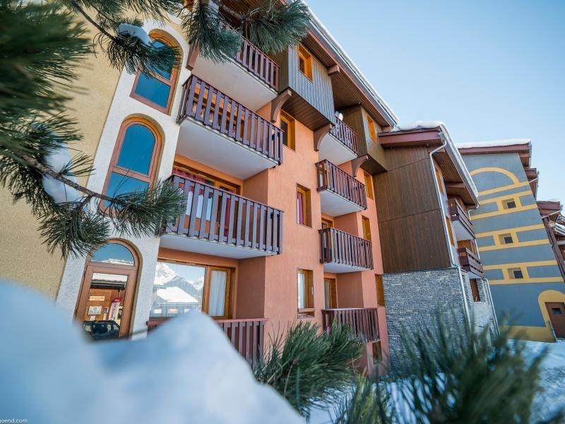 Location vacances La Plagne-Tarentaise -  Appartement - 4 personnes - Balcon - Photo N° 1