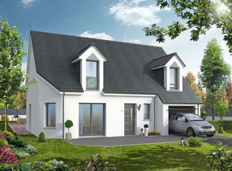 Maison  6 pièces + Terrain 504 m² Évreux par MAISONS D'EN FRANCE