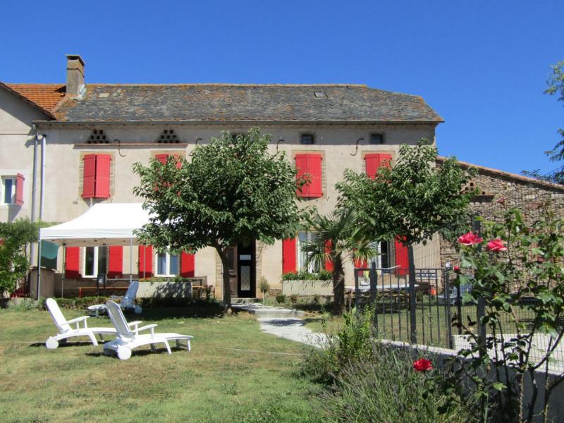 Location vacances Sérénac -  Gite - 15 personnes - Barbecue - Photo N° 1